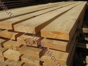 Виды лесоматериалов для строительства